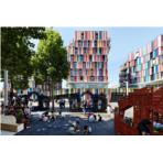 logements et marché Chromatic La Courneuve